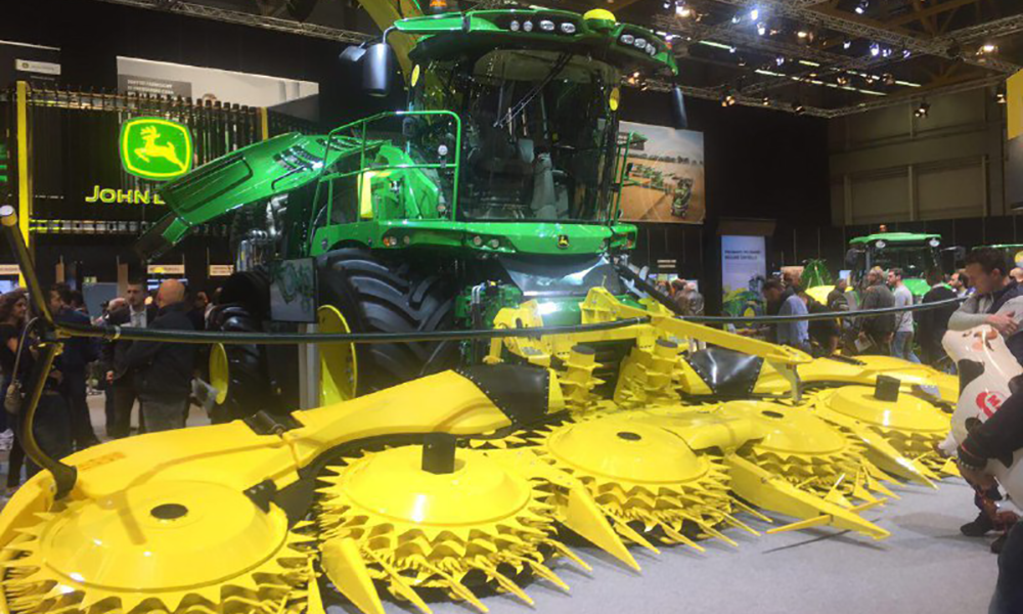 International Exhibition of Agricultural Machinery and Equipment, Inputs and Irrigation Systems